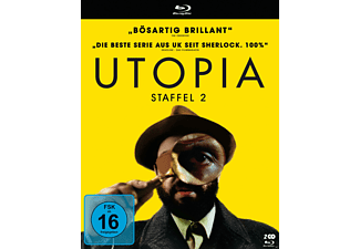 Utopia - Staffel 2 - (Blu-ray)