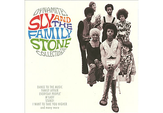 Sly & The Family Stone - Dynamite! The Collection (CD)