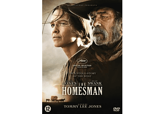 Homesman DVD
