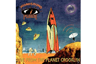 Wordsound I Powa - Live From The Planet Crooklyn [CD]