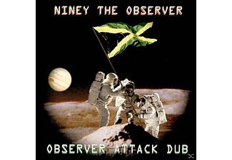 Niney The Observer - Observer Attack Dub - (CD)