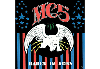 MC5 - Babes In Arms - (CD)