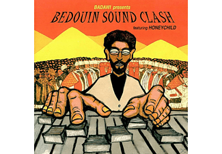 Badawi, Honeychild - Bedouin Sound Clash - (CD)