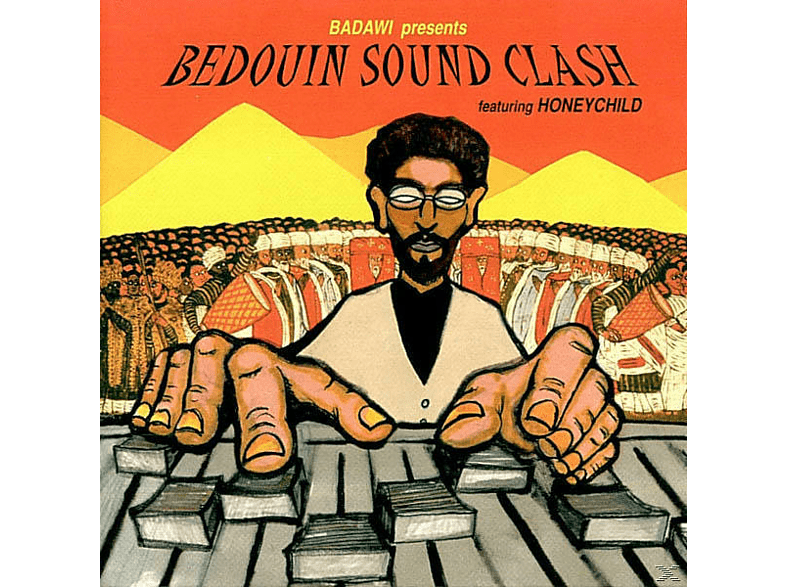 Badawi, Honeychild - Bedouin Sound Clash [CD]
