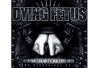 Dying Fetus - Infatuation With Malevolence [CD]