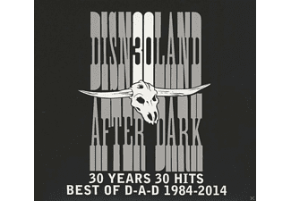 D:a:d - 30 Years 30 Hits - Best Of D-A-D 1984-2014 - (CD)