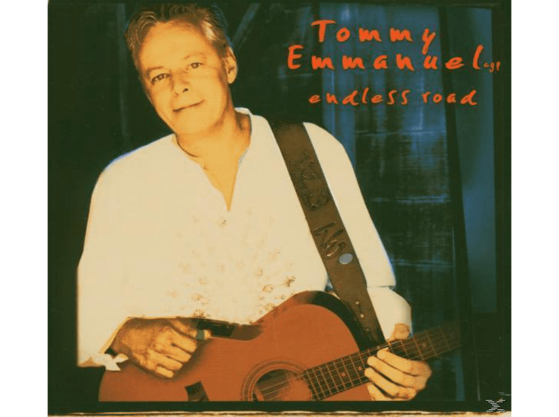 Tommy Emmanuel - Endless Road [CD]