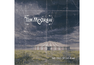 Tim McGraw - Set This Circus Down (CD)