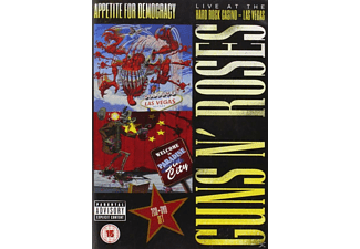 Guns N' Roses - Appetite For Democracy: Live At The Hard Rock Casino, Las Vegas - (CD + DVD Video)