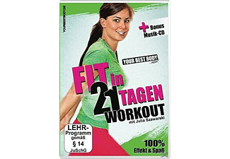 Your Best Body - Fit in 21 Tagen [DVD]