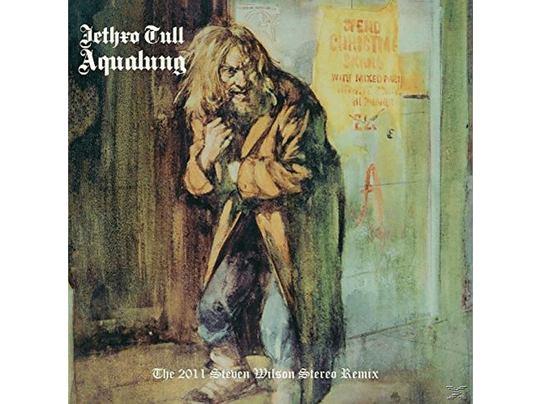 Jethro Tull - Aqualung (Steven Wilson Mix) [CD]