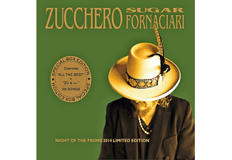 Zucchero - Zu & Co - All The Best (Night Of The Proms Edition) CD