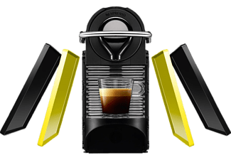 KRUPS Nespresso XN3020S Καφετιέρα Krups Pixie Clips Black Lime