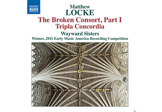 Wayward Sisters - Broken Consort: Part One - (CD)