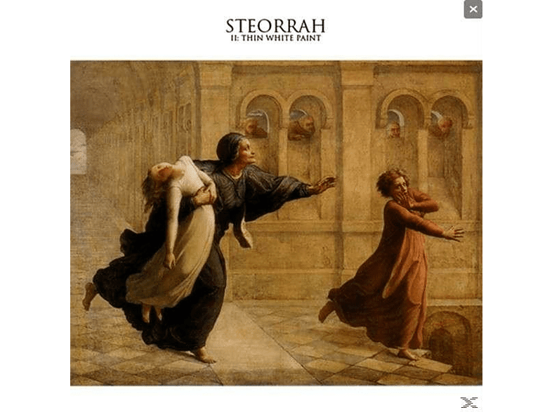 Steorrah - Steorrah Ii Thin White Paint [CD]