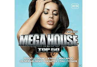 Various - Mega House Top 50 2015 | CD