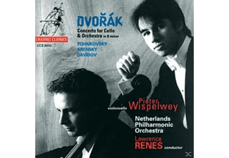 P. & NETHERLANDS PHIH. Wispelwey - Concerto For Cello & Orchestra - (CD)
