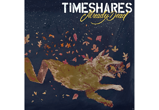 Timeshares - Already Dead - (CD)
