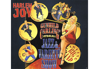 Gunhild Carling, The Carling Big Band - Harlem Joy - (CD)