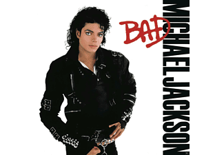 Michael Jackson - Bad - (CD)