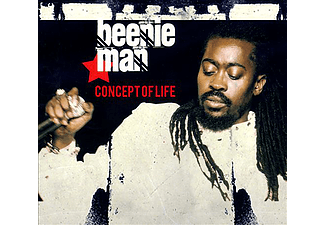 Beenie Man - Concept of Life (CD)