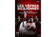 VARIOUS, Royal Opera Chorus, Orchestra Of The Royal Opera House - Les Vepres Siciliennes [DVD]