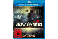 The Alcatraz Alien Project [3D Blu-ray]