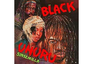 Black Uhuru - Sinsemilla - Remastered (CD)