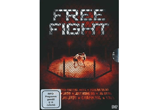 Free Fight - (DVD)