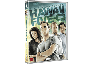 Hawaii Five-O - S4 DVD