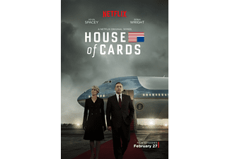 House of Cards Saison 3 Série TV