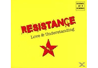 Various - Resistance-Love & Understanding - (CD)