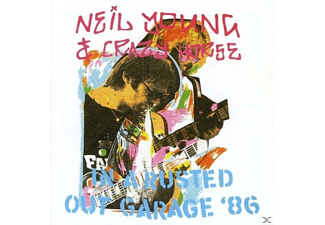 Neil Young, Crazy Horse - In A Rusted Out Garage '86 - (CD)