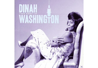 Dinah Washington - The Best Of - (CD)