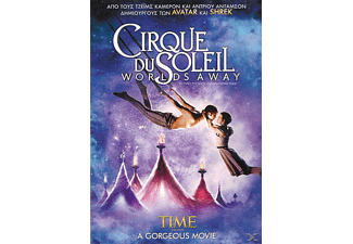 Cirque du Soleil: Worlds Away Blu-ray