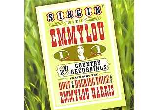 Emmylou Harris - Singin' with Emmylou, Vol. 1 (CD)