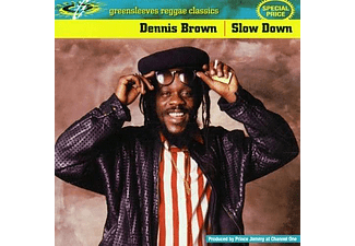 Dennis Brown - Slow Down (CD)
