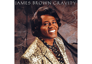 James Brown - Gravity (CD)