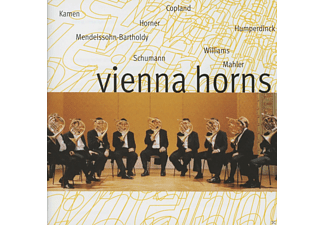 Vienna Horns - Vienna Horns - (CD)
