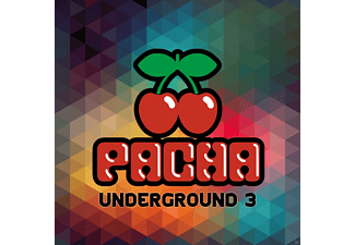 VARIOUS - Pacha Underground 3 (Best Of Deep & House) [CD]