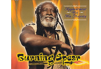 Burning Spear - Appointment With His Majesty (CD)