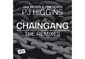 Jah & Pj Higgins Wobble - Chaingang Remixes - (Vinyl)
