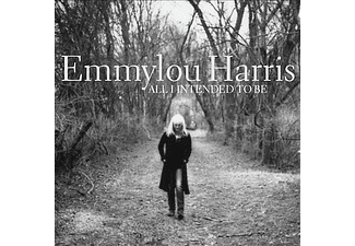 Emmylou Harris - All I Intended to Be (CD)