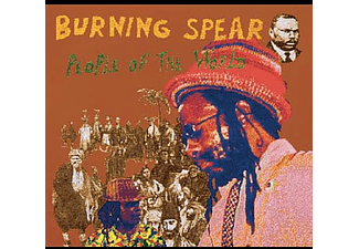 Burning Spear - People of the World (CD)