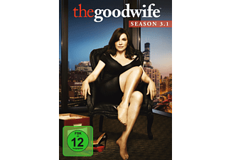 The Good Wife - Staffel 3.1 - (DVD)