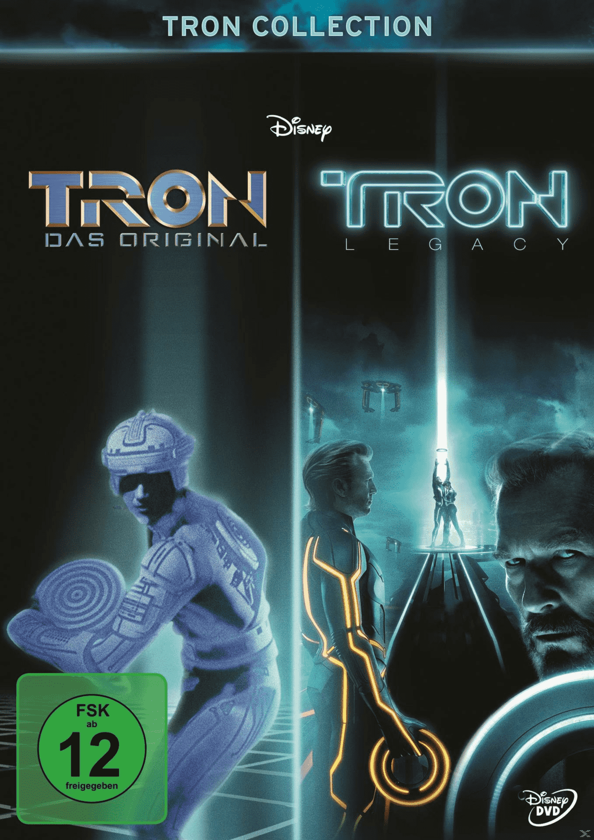 Tron Collection auf DVD