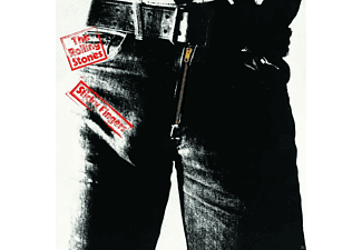 The Rolling Stones - Sticky Fingers (Ltd Super Deluxe Boxset) - (CD + DVD + LP)
