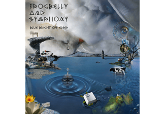 Frogbelly And Symphony - Blue Bright Ow Sleep - (CD)