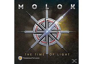 Molok - The Time Of Light - (CD)
