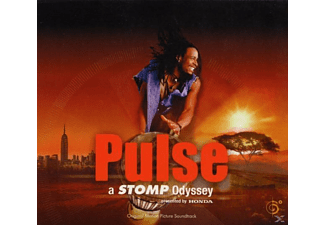 VARIOUS - Pulse: A Stomp Odyssey - (CD)